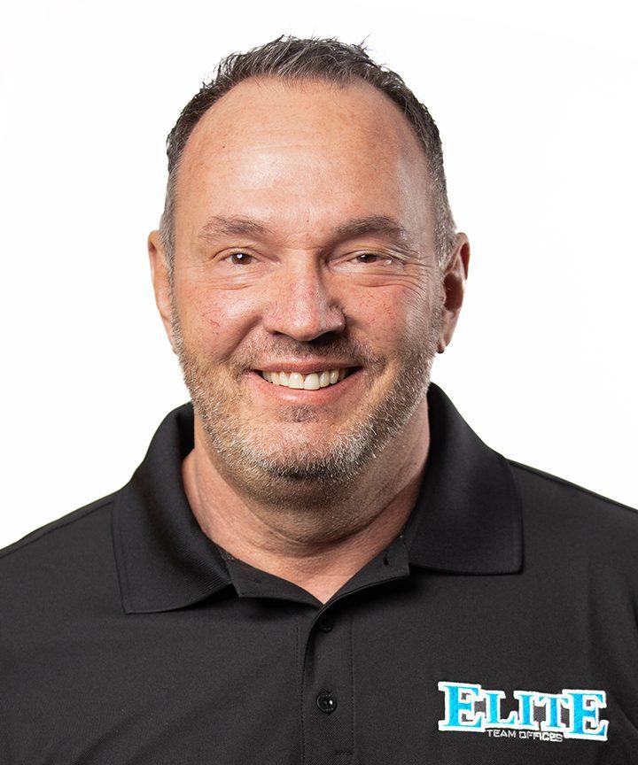 SGC Employee headshot of Guy Stockbridge