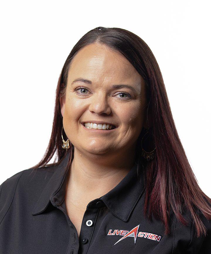 Live Action Employee headshot of Megan Dohetry