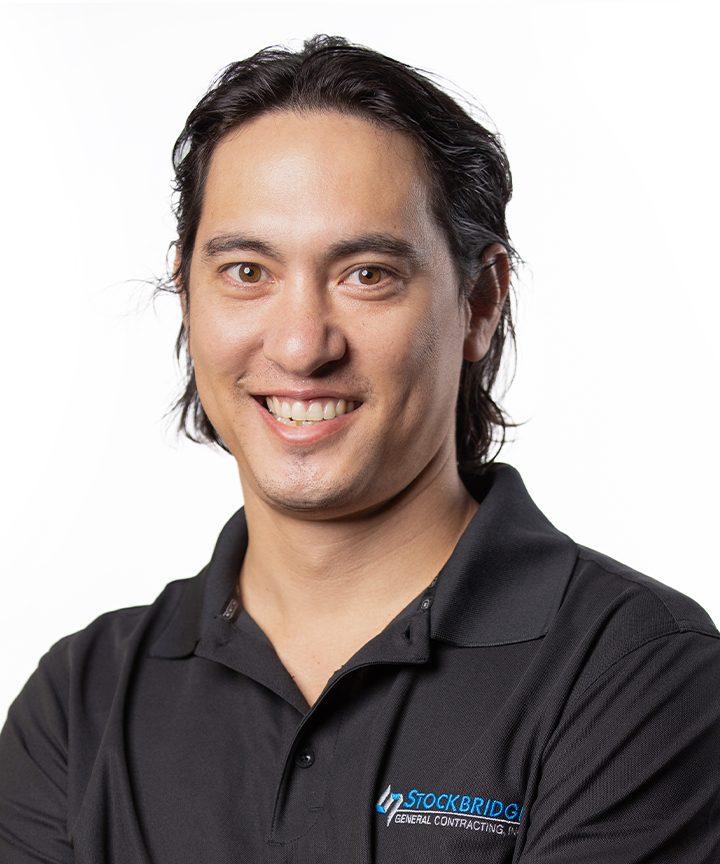 SGC Employee headshot of Adam Wong