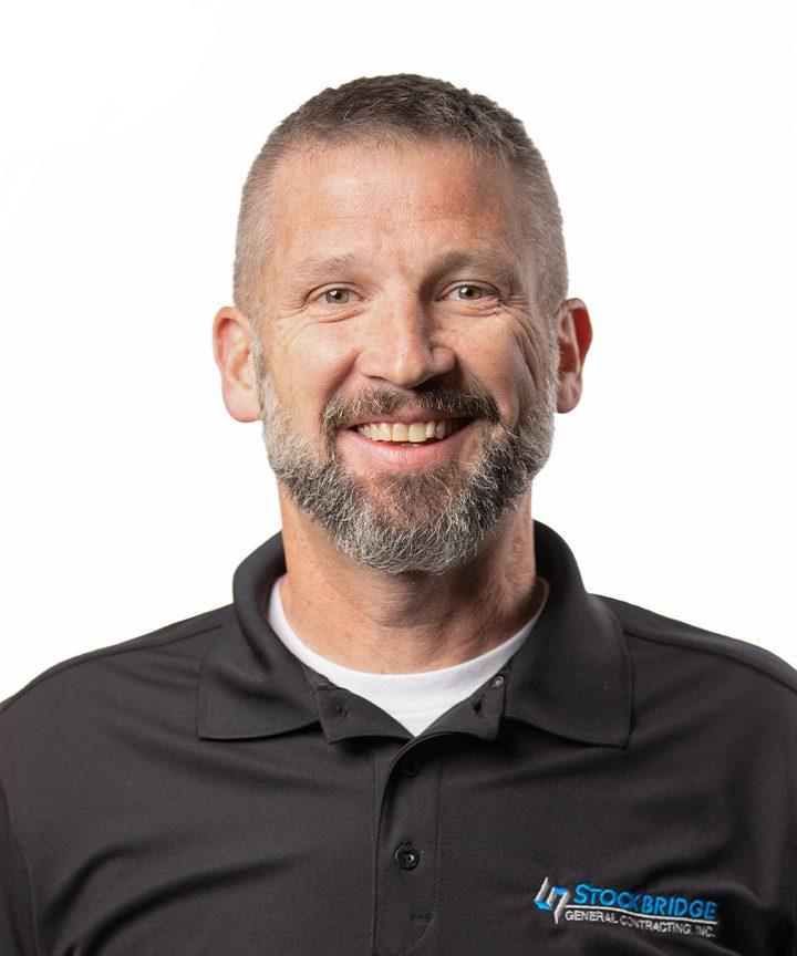 SGC Employee headshot of Mike McGovern